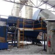 Drvič pre linku 45 t/hod biomasy v elektrárni